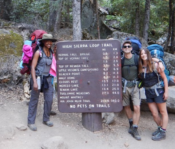 John Muir Trail Part 1 Dont Hike the JMT  Hack and Hew